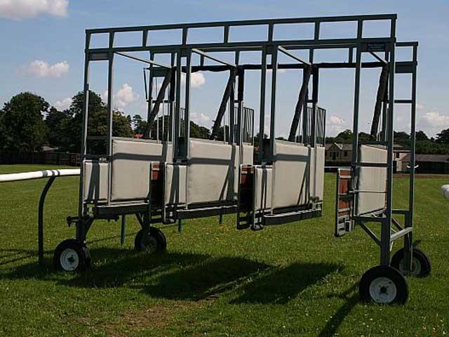 Starting Stalls - Jonathan Fogarty Racing Wexford
