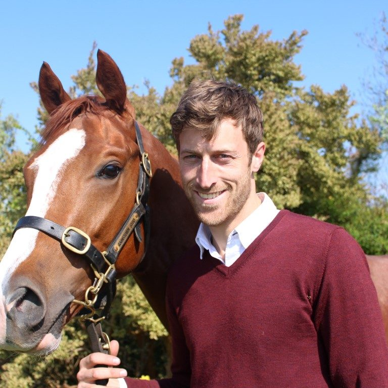 Jonathan Fogarty - Owner at Gaynestown Stud Wexford